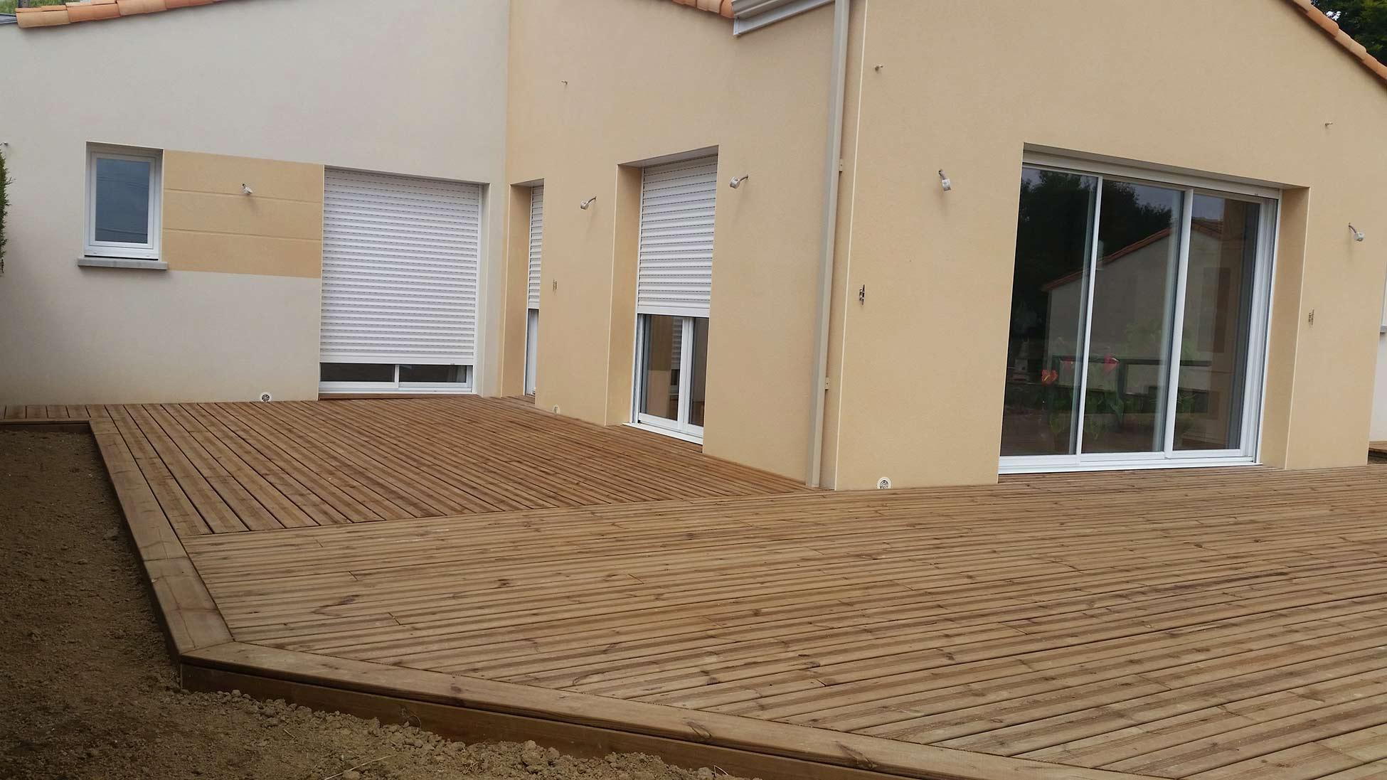 terrasses bois composite ste pazanne carrelage terrasses travertin 44. Black Bedroom Furniture Sets. Home Design Ideas